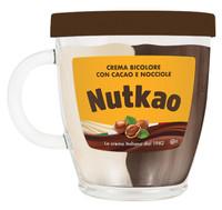 Crema Spalmabile Bicolore Tazza Nutkao