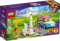 L ' auto Elettrica Di Olivia Lego Friends