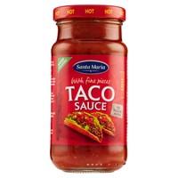 Salsa Hot Taco Santa Maria