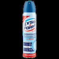 Detergente Multisuperficie Aerospray On The Go Lysoform
