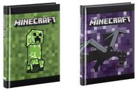 Diario 12 Mesi Standard Minecraft