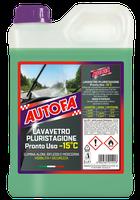 Liquido Lavavetro Pluristagione 2 l Autofa '