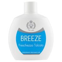 Deodrante Breeze Talco Squeeze