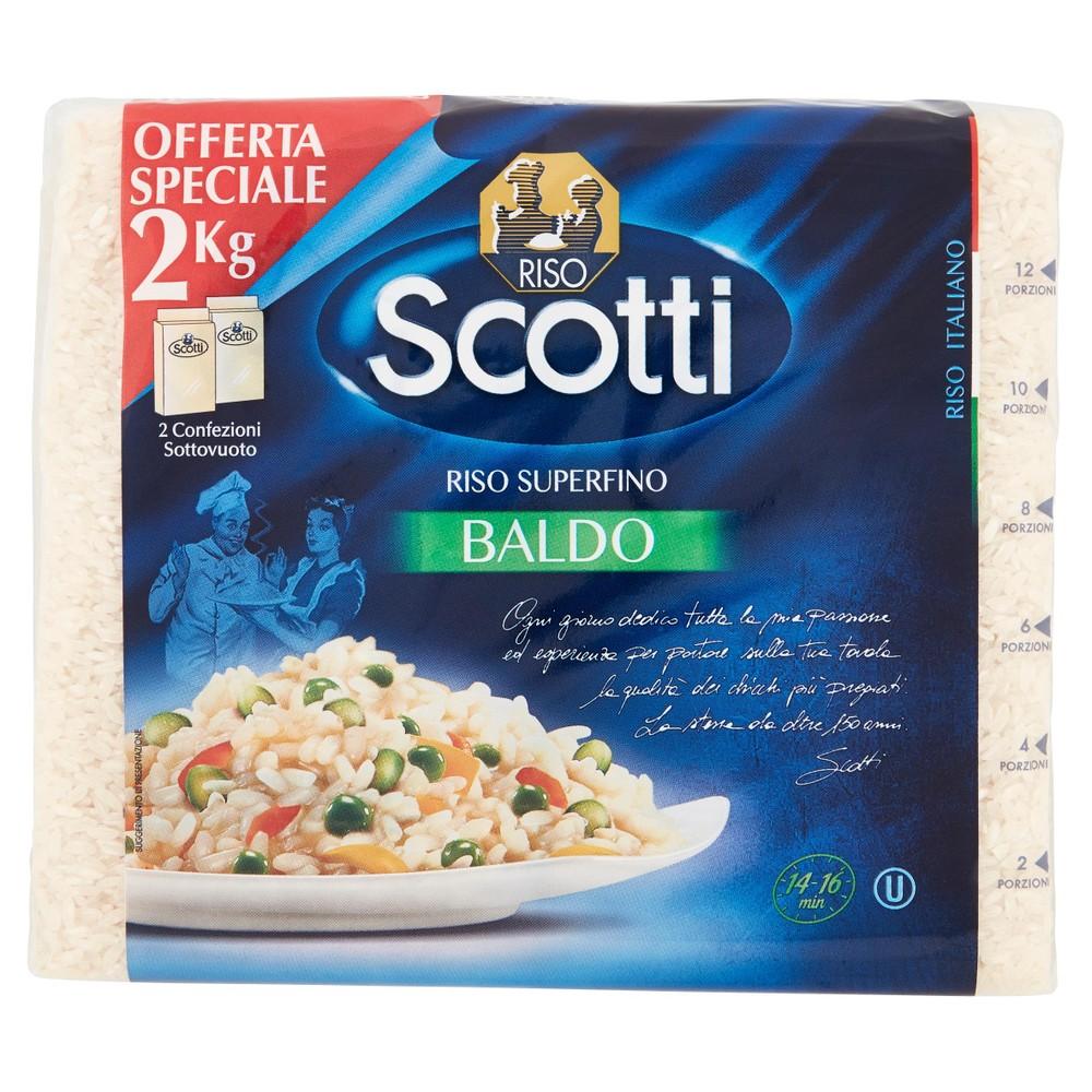 SCOTTI RISO BALDO S/V
