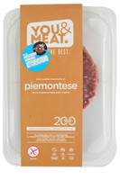 Hamburger Piemontese You & Meat