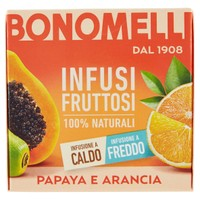 Infuso Papaya Arancia Bonomelli