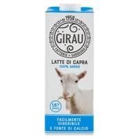 Latte Di Capra Parzialmente Scremato Uht Fattorie Girau