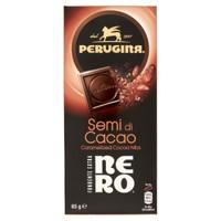 Fondente Extra Semi Di Cacao Tavoletta Di Cioccolato Perugina Nero