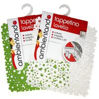 Tappeto Per Lavello Cm.32x32 Colori Vari