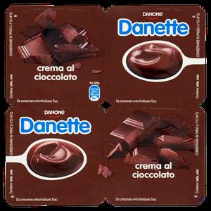 DANETTE CIOCCOLATO X4