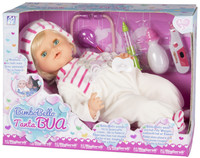 Bambola Febbrolino Migliorati Si Arrossano Le Guance E Piange Quando