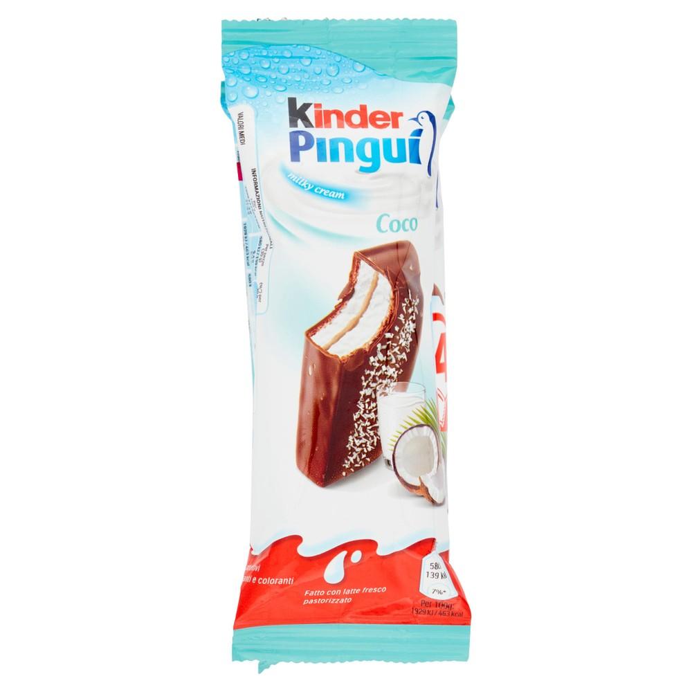 KINDER PINGUI COCCO T4