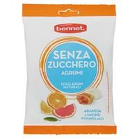 Caramelle Ripiene Senza Zucchero Agrumi Bennet