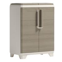 Split Cabinet Recycling Premium Wood