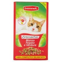 Bennet Crocchette Per Gatto Al Fegato E Verdure