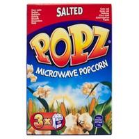 Pop Corn Con Sale Per Microonde Popz