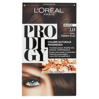 Colorante Per Capelli Naturale Prodigy L ' oreal Paris 3 . 0 Castano Scuro