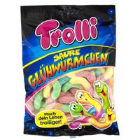 Caramelle Gloworms Trolli