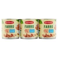 Farro Cotto Al Vapore Bennet 3 Da Gr . 200