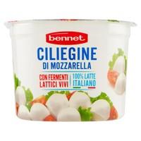 Mozzarelle Ciliegine Bennet