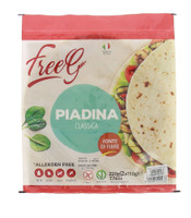 Piadina Classica Senza Glutine Freeg