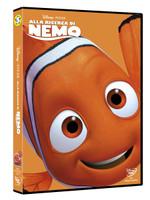 Dvd Alla Ricerca Di Nemo
