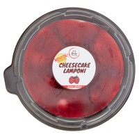 Cheesecake Lamponi
