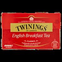 The Twinings Breakfast 20 Filtri