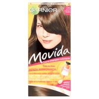 Crema Shampoo Colorante Movida 25 Castano Chiaro