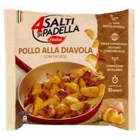 Pollo Alla Diavola Con Patate 4 Salti In Padella Findus