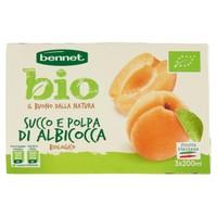 Succo Albicocca Bennet Bio 3 Da Ml . 200