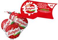 Mini Babybel Rosso Conf . Da 4