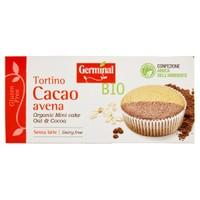 Tortino Avena Senza Glutine Cacao Bio Germinal