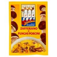 Zafferano Con Funghi 3 Cuochi