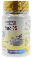 Longlife Zinco 25 mg Compresse