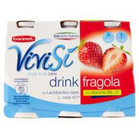 Drink Fragola Bennet Vivisi ' 6 Da Gr . 100