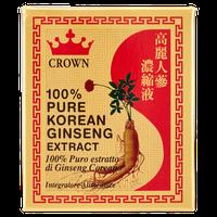 Estratto Puro Di Ginseng