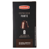 Espresso Forte In Capsule Compatibili Bennet Conf . Da 10