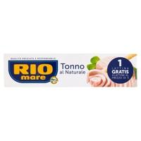 Tonno Al Naturale Rio Mare 3 + 1 Da Gr . 80