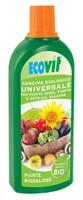 Concime Bio Liquido . ecovit Kg . 1 Universale E Per Orto Balcone