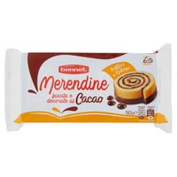 Merendina Farcita E Decorate Cacao Bennet