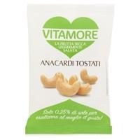 Anacardi Tostati Leggermente Salati Vitamore