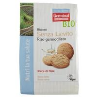 Biscotti Riso Germogliato Senza Lievito Bio Germinal