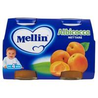 Nettare All ' albicocca Mellin 4 Da Ml . 125