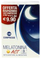 Melatonina 3 Complex Act Compresse