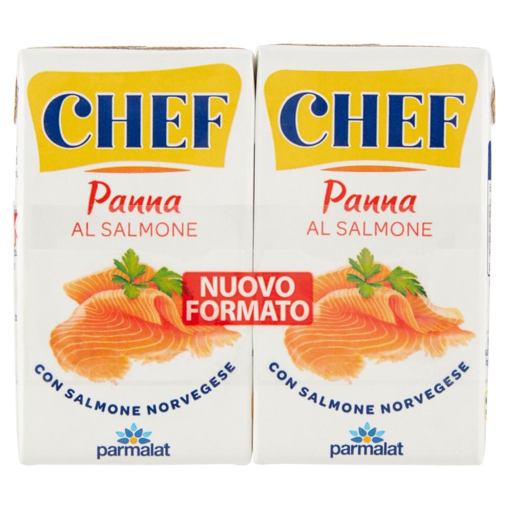 PANNA CHEF SALMONE X2