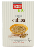 Zuppa Di Quinoa Senza Glutine Bio Germinal