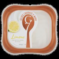 Vaschetta Limone Sorbetto G 7