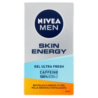 Gel Viso Nivea Q 10 Men
