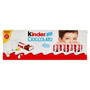 KINDER CIOCCOLATO T24